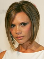 Custom Beckham Hair Style Hand Tied Short Straight 10 Inches Lace Wig