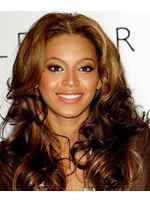 Custom High Quality 18 Inches Beyonce Hairstyle Thick Lace Front Wig