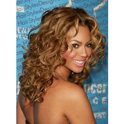 18 Inches Hand Tied 100% Human Real Hair Beyonces Hairstyle
