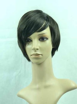 Latest Pixie's Very Short Hairstyle Custom 100% Human Remy Hair Super Cheap Celebrity Wig