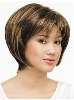 Cherish Bob Style Synthetic Wig 8 Inches Decorate Your Beautiful Dream