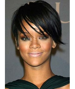 Latest Popular Summer Fresh Celebrity Hairstyle Top Quality Natural Wig 100% Human Hair