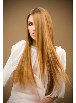 High Quality Silk Soft Long Straight 24 Inches Lace Front Wigs