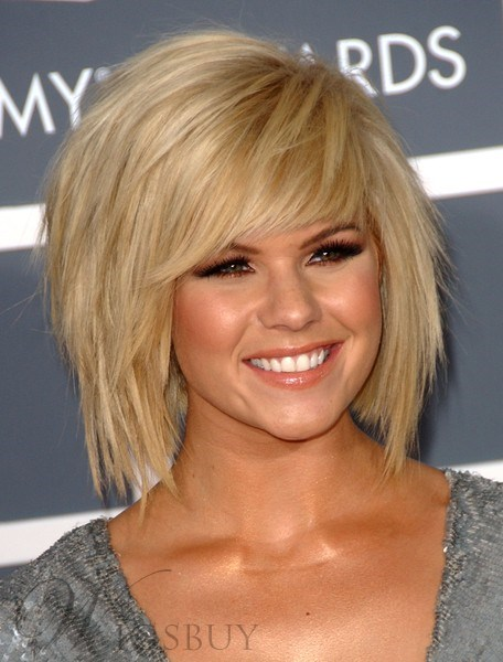 The Fabulous Bob Hairstyle Blonde Wig for Your Blonde Dream