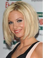 The Beautiful Loose Bob Lace Wig for Your Blonde Dream