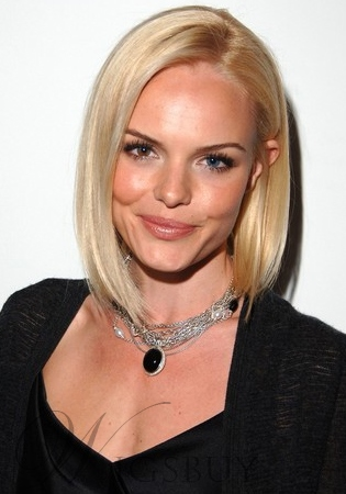 Classic Custom Celebrity Bob Hairstyle Lace Front Wig Design For You