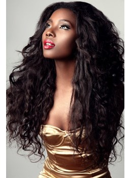 Brazilian Remy Human Hair Weft/Weave Natural Look