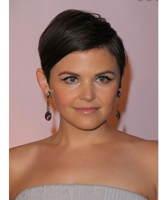 Ginnifer Short Straight Silky Remy Full Lace Wigs 100% Human Hair