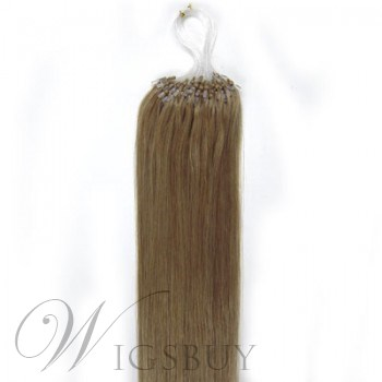 Human Hair 100S Micro Loop Extensions