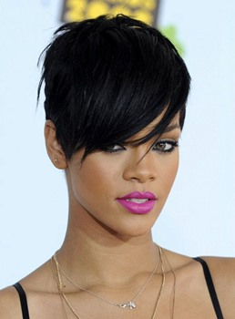 Latest Fashional Carefree Short Hairstyle Straight Lace Wig 100% Human Hair Makes You Unique