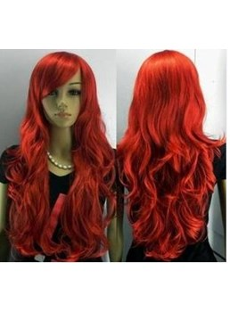 Hot SaleTop Quality and Pretty WavyCostume Wig