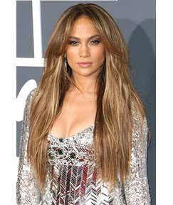 Top Quality Beautiful and Sexy Celebrity Hairstyle Clip in Hair Extension 100% Human Hair