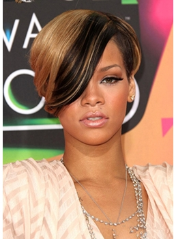 Latest Trend Well-designed Short Straight Wig Makes You Cool