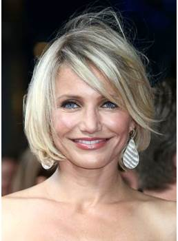 New Chic Graceful Short Straight Wig