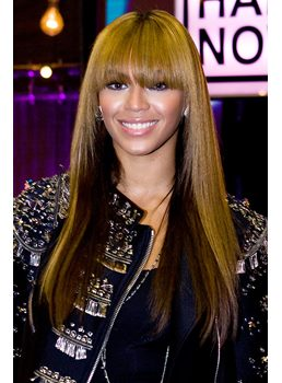Beyonce Hairstyle Beautiful and Sexy Top Quality Custom Synthetic Wig 20 Inches