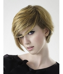 Hot Sale High Quality Short Straight Wig Makes You More Charming