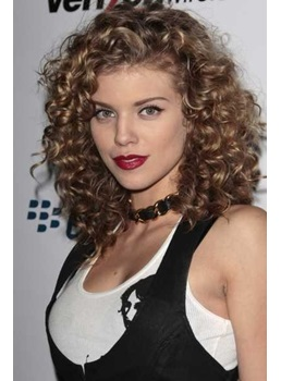 Unique Top Quality Custom Clip in Hair Curly 100% Human Hair