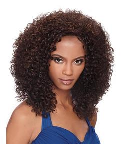 New Arrival Custom African American Small Curly Medium Lace Wig 20 Inches