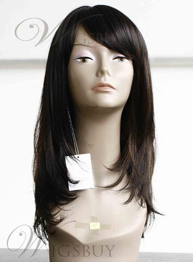 New Arrival Cheap Long Straight Top Quality Wig 20 Inches