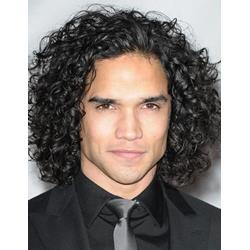 Fabulous Celebrity Hairstyle Long Curly Full Lace Wig 100% Human Hair 16 Inches