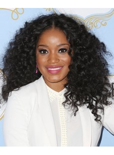 Stylish Elegant Amazing Long Curly Lace Front Wig Top Quality Synthetic Hair Wig 20 Inches