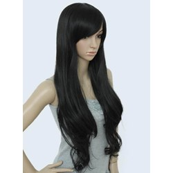 Extra Long Elegant Sexy Loose Wavy Heat Resistant Synthetic Hair Wig