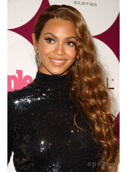 Astonishing Beyonce Hairstyles Knowles Lace Front Wig Beyonce Curly Hair Hairstyle Inspiration Daily Dogsangcom