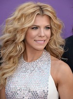 Top Quality Custom Kimberly Perry Hairstyle 18 Inches Curly Blonde 100% Human Hair Full Lace Wig