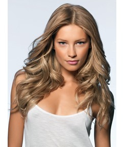 Impressive Long Loose Wavy New Arrival 100% Indian Remy Human Hair 18 Inches Full Lace Wig