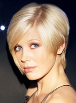 Custom Elegant Celebrity Hairstyle Carefree Top Quality 100% Human Hair Full Lace Wig