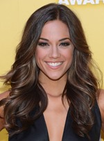 Fabulous Natural Celebrity Hairstyle Long Loose Wavy 100% Human Hair Full Lace Wig 18 Inches