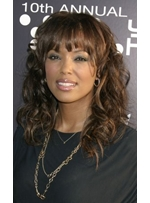 Youthful Fascinating Medium Curly Wig 100% Human Hair 16 Inches
