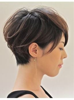 Best-Hairstyle-For-Women Frisette Short Straight Human Hair Wig