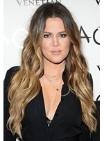 2014 Ombre Long Wavy Layered Hairstyle Remy Human Hair Wig Front Lace 22 Inches