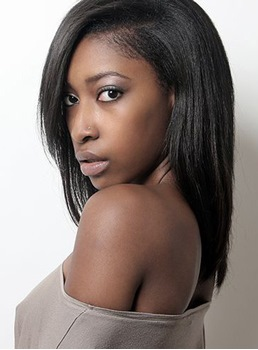 Discount 100% Remy Human Hair Medium Straight Natural Black Full Lace Wig 16 Inches #1B