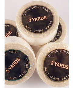 Walker 3 Yards Ultra Hold Double-Sided Adhesive Tape for Lace Wig and Hair Extensions