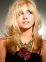 Pixie Lott Long Natural Wave Wigs Full Lace Remy Human Hair 16 Inches