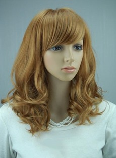 New Arrival Long Body Wave Synthetic Wig 16 Inches