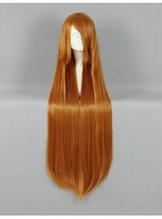 Versatile Long Straight Cosplay Wig 30 Inches