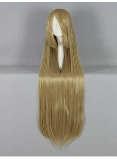 Top Quality Long Straight Cosplay Wig 30 Inches