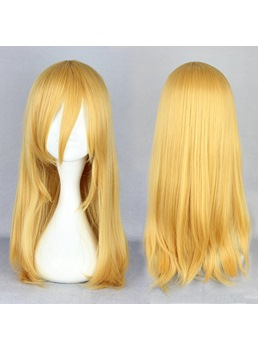 Japanese Shingeki no Kyojin Series Nancy Style Long Wave Cosplay Wigs 22 Inches