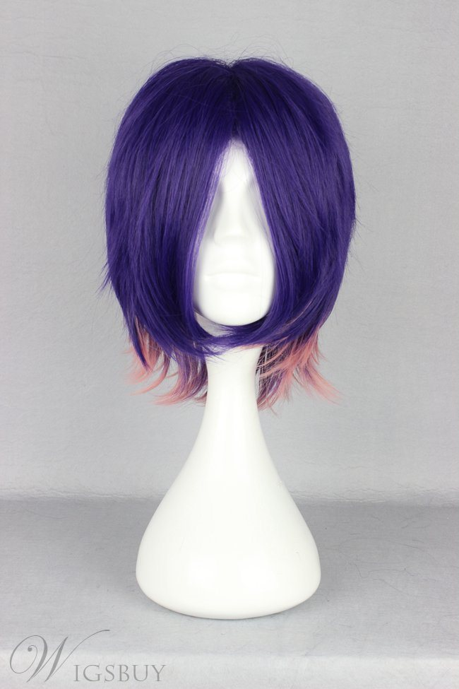 Japanese Devils and Realist Series Kevin Cosplay Wigs 14 Inches