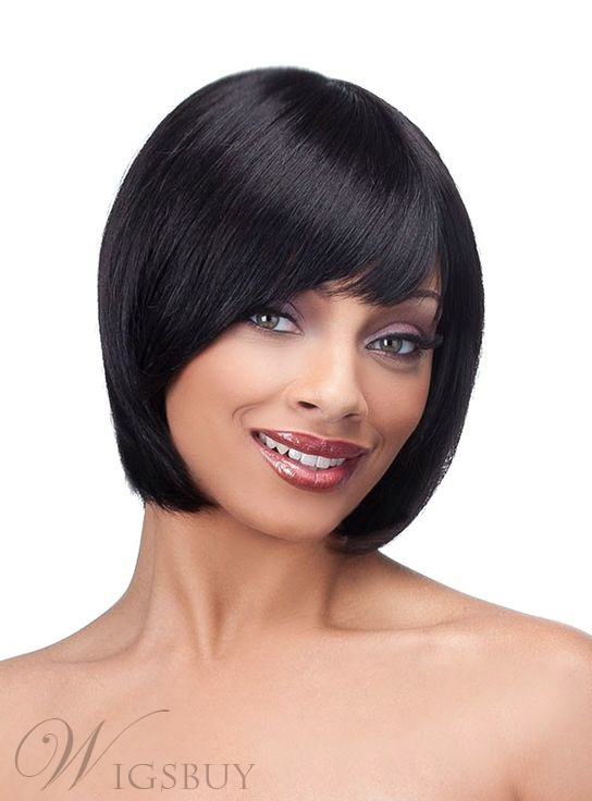 Charming and Beautiful Short Straight Synthetic