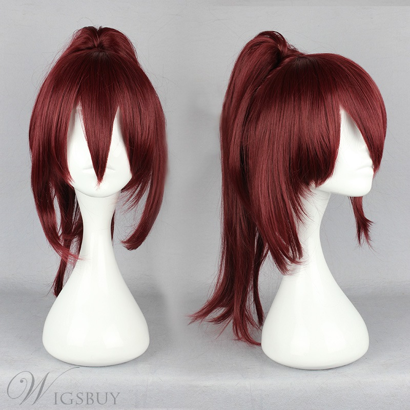 Japanese Free Series Girl Cosplay Wigs 20 Inches Wigsbuy Com