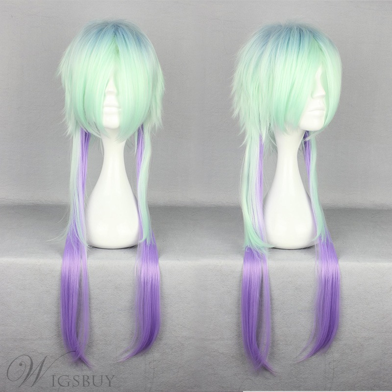 Japanese Devils And Realist Series Kettle Cosplay Wigs 30