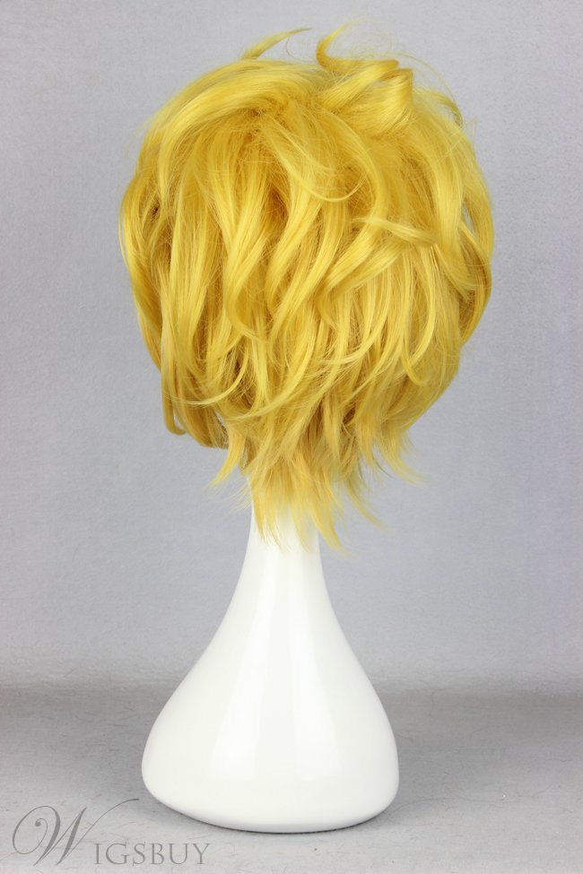 Karneval Series Gareki Yellowish Brown Cosply Wigs