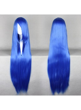 Fascinating Versatile Long Straight Cosplay Wig 30 Inches