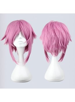 Sword Art Online Pink Synthetic Hair Cosplay Wigs
