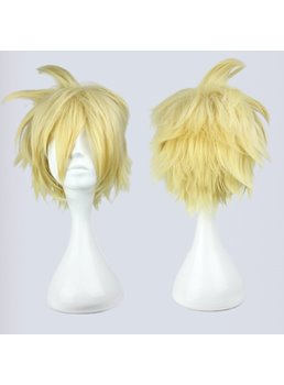 Arcana Famiglia Liberta Cool Hairstyle Short Synthetic Hair Cosplay Wigs