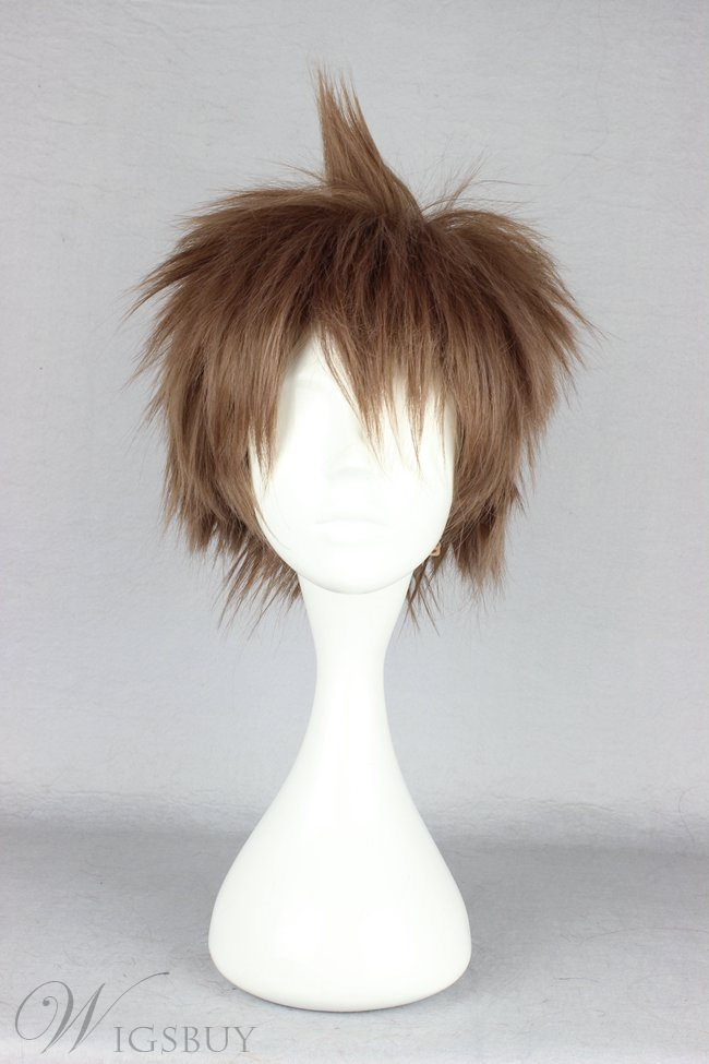 Japanese Dangan-Ronpa 2 Series Short Cut Taro Color Cosplay Wigs